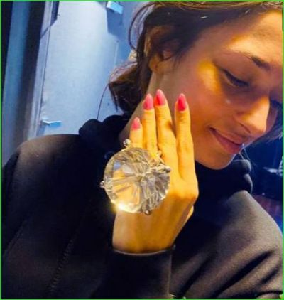 Tamannaah Bhatia gets the world's fifth-largest diamond as a gift, here is the shocking price!