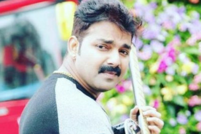 First look of Bhojpuri star Pawan Singh's film 'boss' revealed