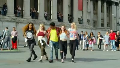 भोजपुरी गाने से दहल उठी लन्दन की सड़क, इस जोड़ी ने मचाया तहलका