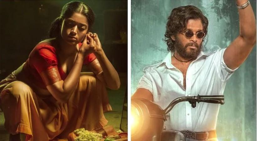 रिलीज हुआ अल्लू अर्जुन की फिल्म 'पुष्पा' का दूसरा गाना, रश्मिका के किरदार से है जुड़ा