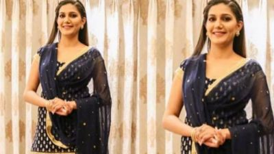 Sapna Chaudhary wore one piece, looked something like this!