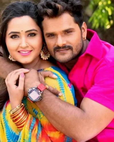 Khesarilal Yadav is upset with this actress; know what is the matter