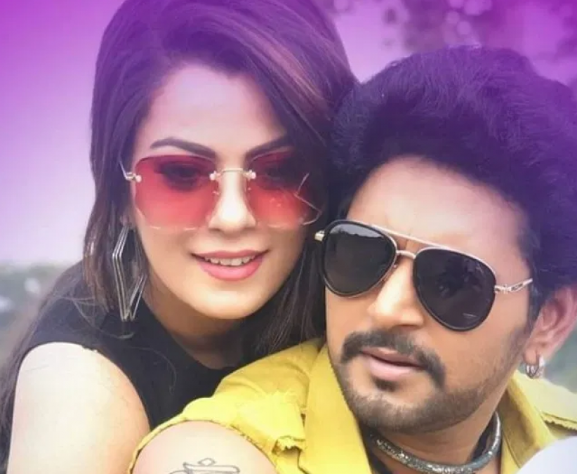 Fans are excited about Bhojpuri film Shankar, shooting is going on at many beautiful locations