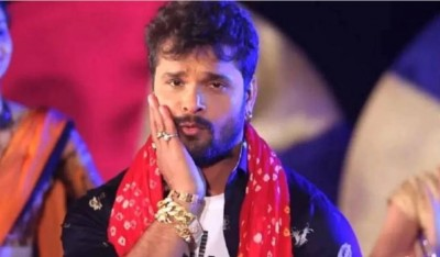 Khesari's new song goes viral shortly after release, Watch video