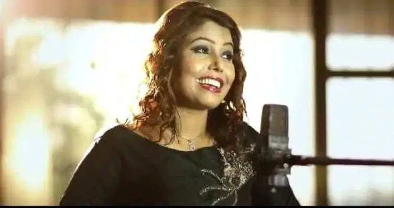 This song of 'Saloni Bhardwaj' made the audience crazy, the video went viral!