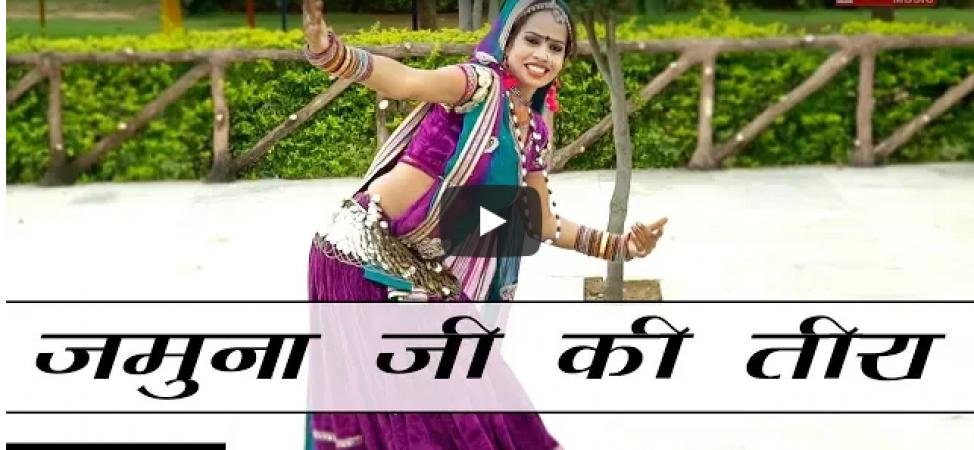 VIDEO : जब श्री कृष्ण से लाड़ लड़ा माता यशोदा ने खिलाया माखन