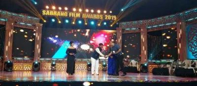 Bhojpuri Film Award 2019: 'Ranjan Sinha' got honored with this award