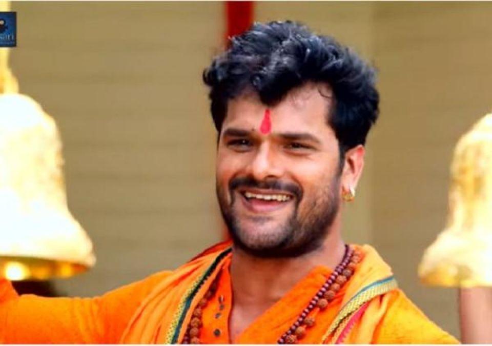 खेसारी लाल यादव संग काजल राघवानी ने इस गाने में मचाया धमाल, वीडियो हुआ वायरल