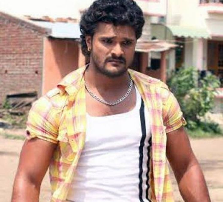 This is the latest song of 'Khesari Lal Yadav', got a bumper view in 1 day