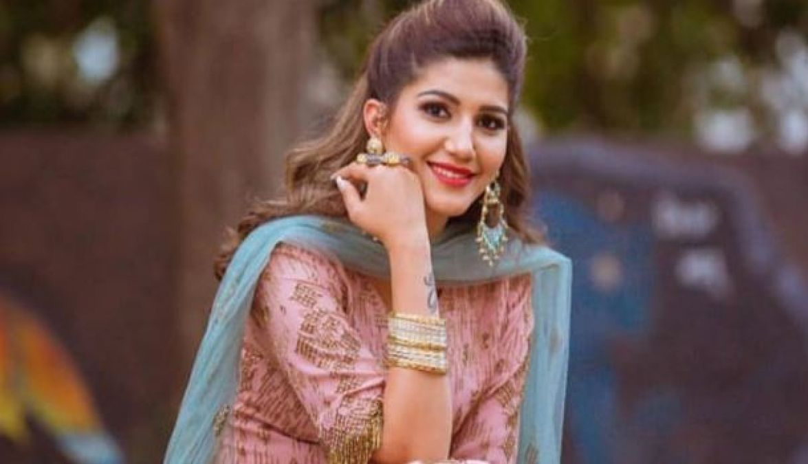 Sapna Chaudhary is going to wreak havoc with her new song, poster of Lootera released!