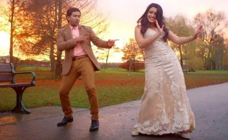 VIDEO : भोजपुरी सिनेमा की सुपरहिट जोड़ी ने कड़ाके की ठंड में की होश उड़ा देने वाली शूटिंग