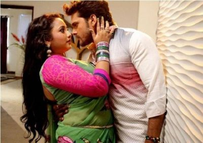 Khesari Lal Yadav and Rani Chatterjee's Song Reached among the Top Searched songs, see here