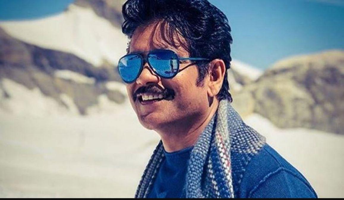 Akkineni Nagarjuna in trouble; dead body found in his farmland
