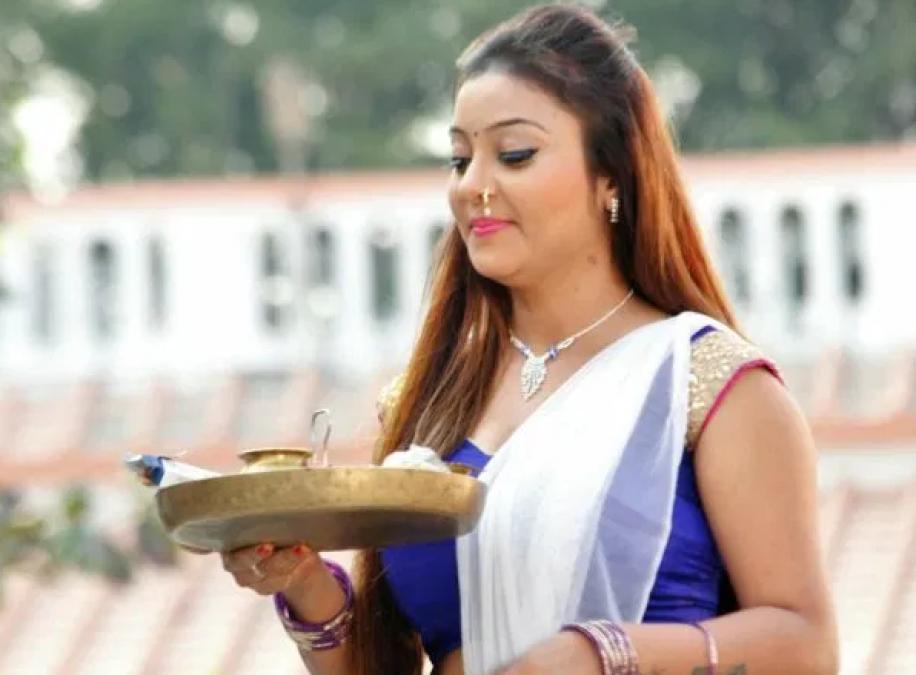 Anjali Singh immersed in Krishna devotion, read full report