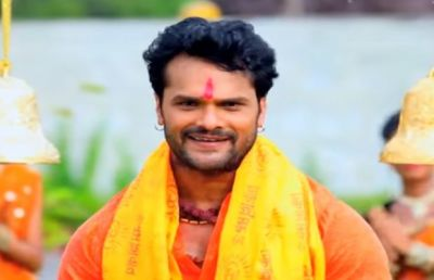 These are Navratri special songs by Khesari Lal Yadav, Watch here
