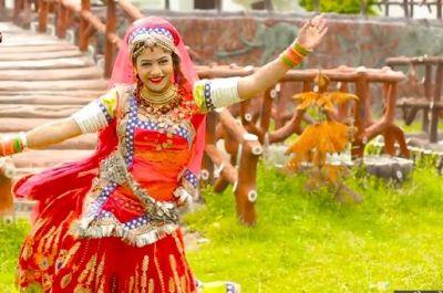कालू के गाने पर जमकर नाची गौरी, एक बार जरूर देखें वीडियो