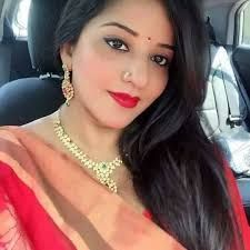 Monalisa looked stunning in a Pink Saree, see her bold avatar here!