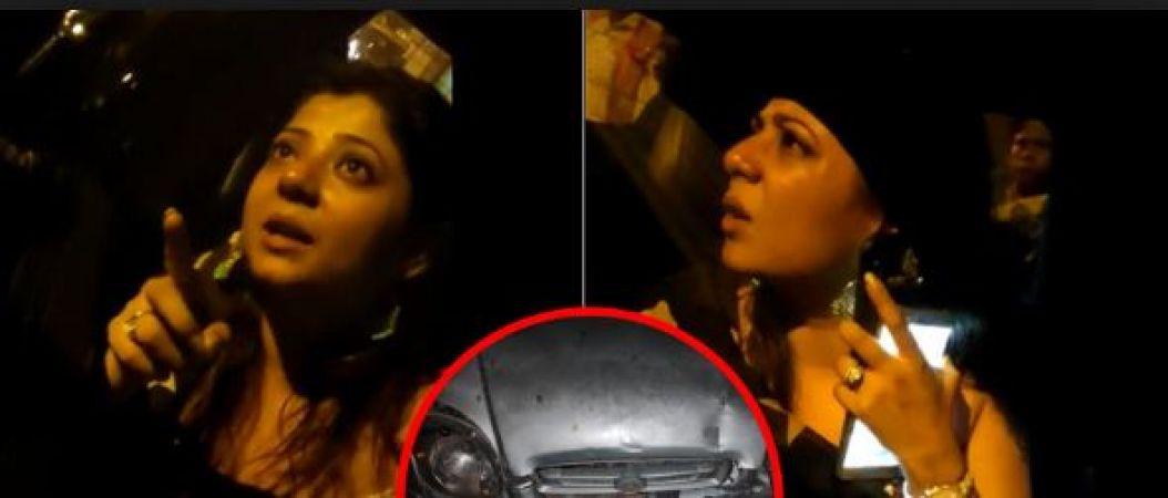 नशे में इस एक्ट्रेस ने किया सड़क पर जमकर हंगामा, पुलिस संग की हाथापाई और मारपीट
