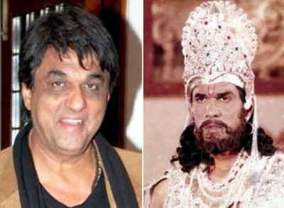 Know how Mukesh Khanna got role of Bhishma Pitamah in 'Mahabharat'