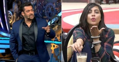 Arshi Khan wants to date a boy like Salman Khan, actor gives such response