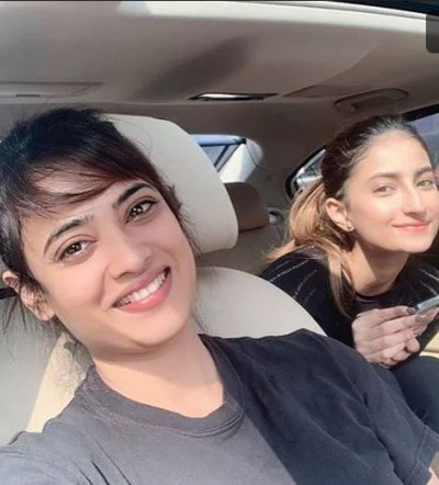 Shweta Tiwari became hair stylist due to lockdown, photos go viral