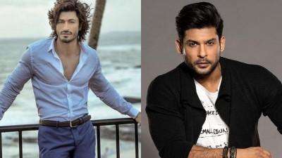 Siddharth Shukla makes mistake on Vidyut Jamwal's post, actor reacts