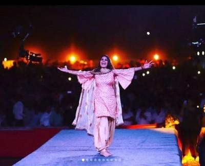 Haryanvi Queen Sapna Chaudhary killed amid lock down