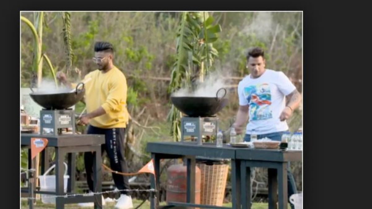 MTV Roadies में कुकिंग करते नजर आएंगे गैंग लीडर प्रिंस नरूला और रफ्तार