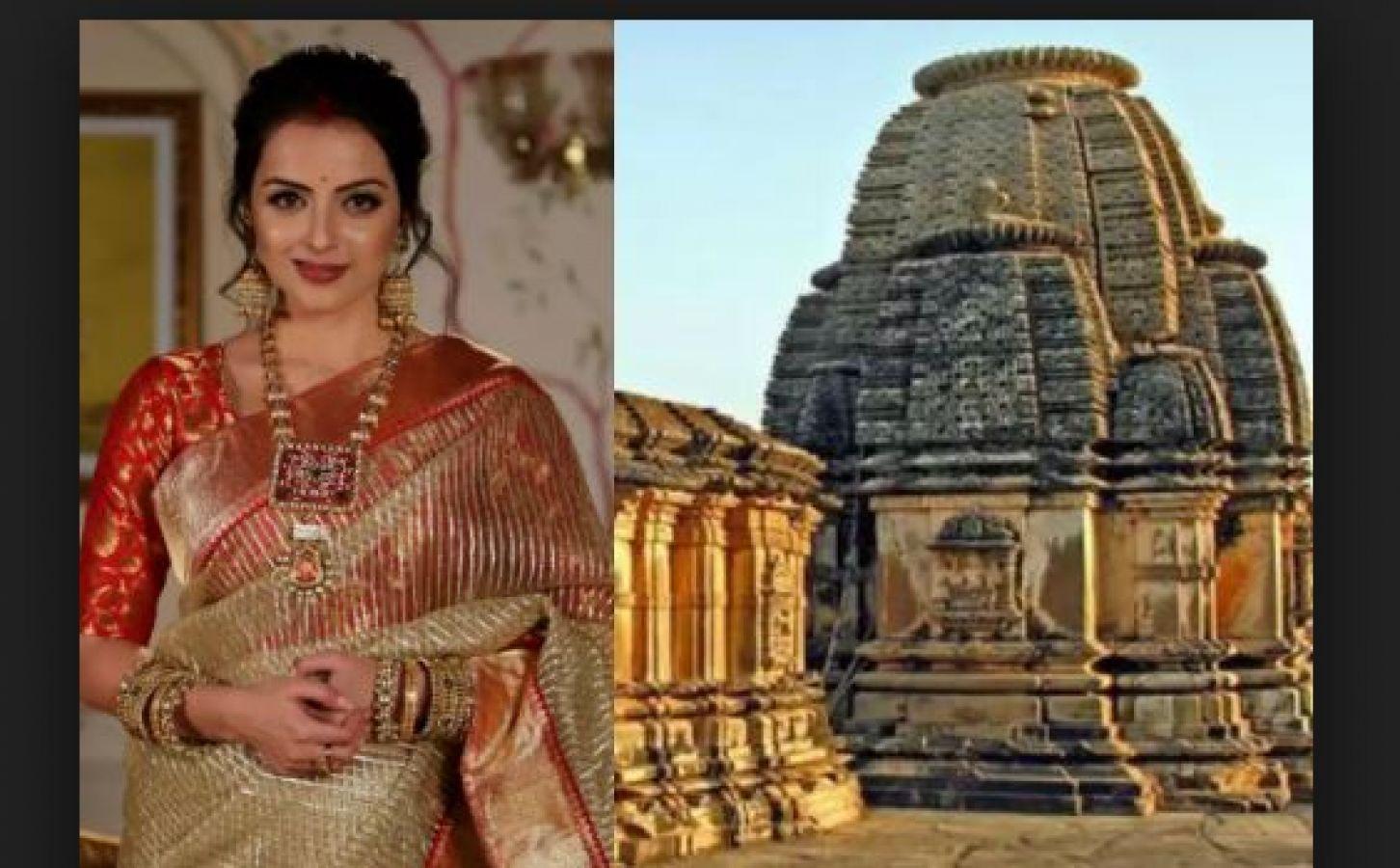 एक हजार पुराने मंदिर में लांच होगा 'एक भ्रम सर्वगुण समपन्न' शो