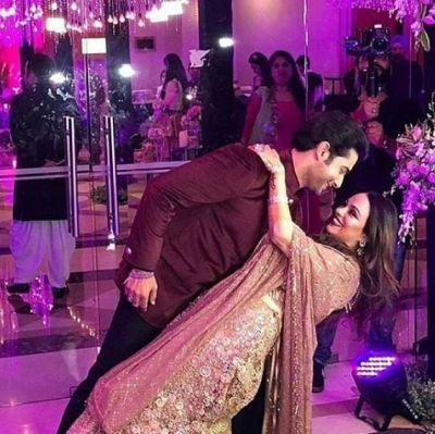 आज है शरद मल्होत्रा की शादी, सामने आई मेहँदी और संगीत सेरेमनी की तस्वीरें