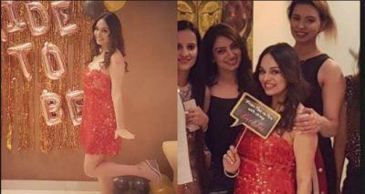 शादी के बाद सामने आई शरद मल्होत्रा की पत्नी की बैचलर बैश फोटोज