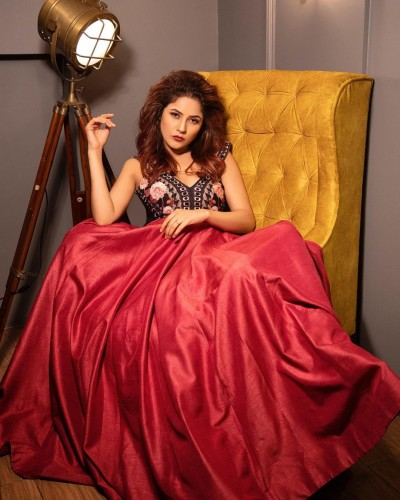 Shahnaz gill shows glamorous style fans praised so much, see video