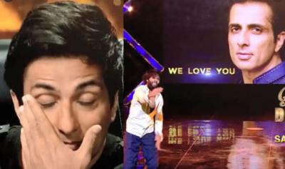Dance Deewane 3 Promo: Contestants tribute Sonu Sood's efforts, actors start crying