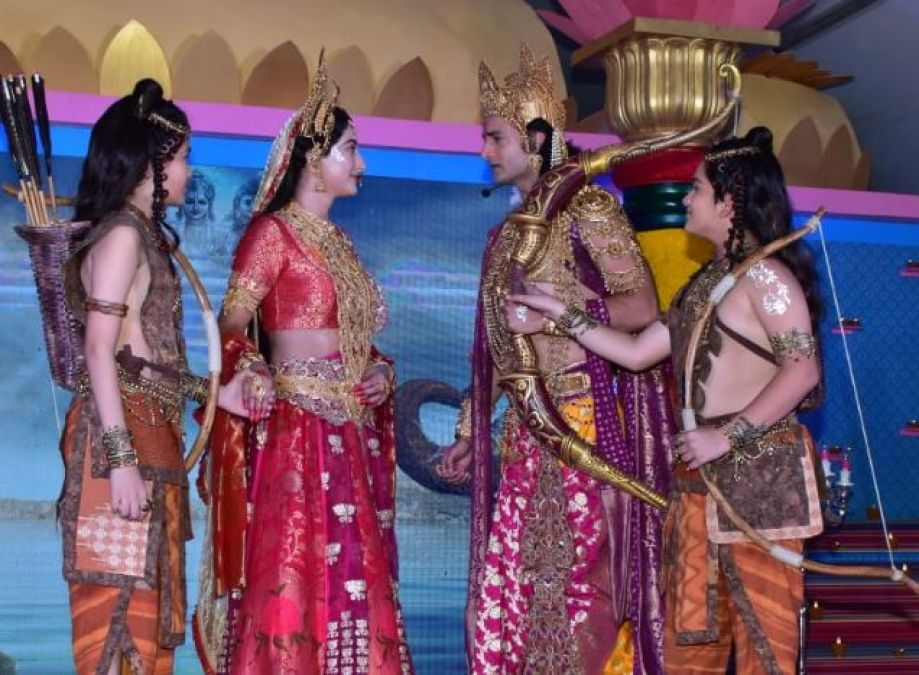 लांच हुआ 'राम सिया के लव-कुश', बहुत शानदार नजर आए स्टार्स