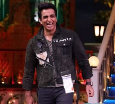 Sonu Sood danced with Sapna in The Kapil Sharma Show, seen viral here