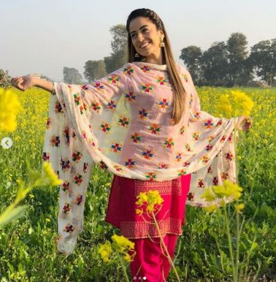 Soon this Bollywood film will see Srishty Rode, Look goes viral!