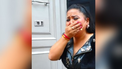 VIDEO: Bharti Singh bursts into tears hearing Nora Fatehi's name