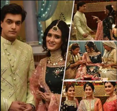 Karthik and Vedika's Mehendi ceremony Will see a Big Twist, Photos Viral!