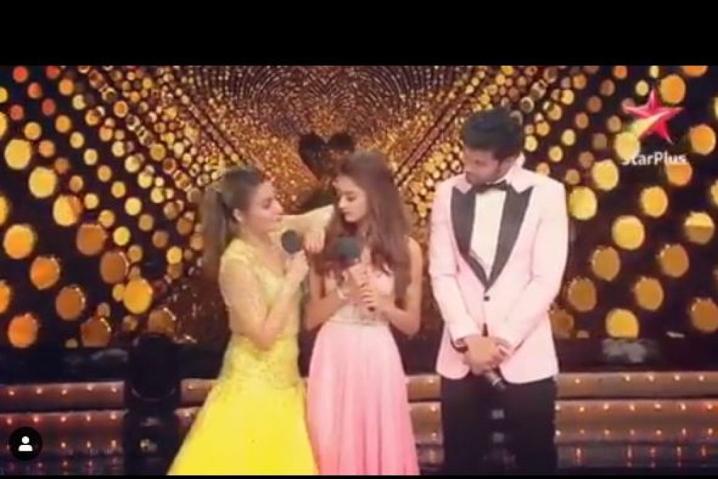 The real Komolika gave tough competition to Anurag-Prerna, the fans