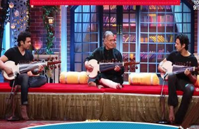 The Kapil Sharma Show: Ustad Amjad Ali mentioned this fascinating story of his professional life!