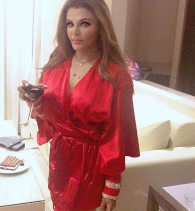 Rakhi Sawant is married, reveals the name of her husband!