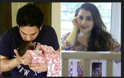 After 14 days after son's birth, Husband of this actress shared photo; revealed the name!