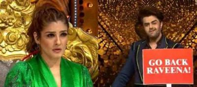 Here's why Raveena Tandon left the show in middle, and you'll be shocked to hear!