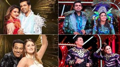 After Rochelle and Keith, this pair to say goodbye in Nach Baliye9!