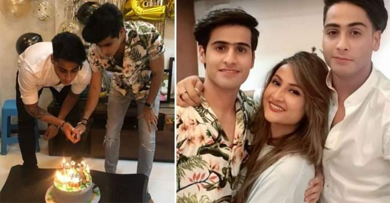 On the acting debut of her twin sons, Urvashi said: 'Nothing will be...'