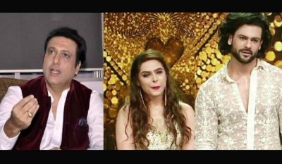 Govinda got bewildered at ex-Lovers' dance, said, 'stop your...'
