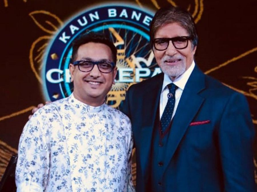 KBC director said this about working with Amitabh.