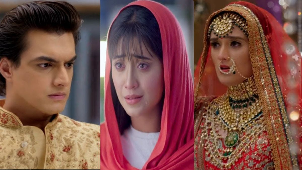 After 5 years, Karthik will be enraged at seeing Naira alive, will criticise her...