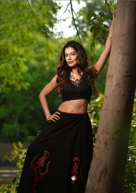 Payal Rohatgi who commented on Zaira Wasim; a complaint got registered over her!