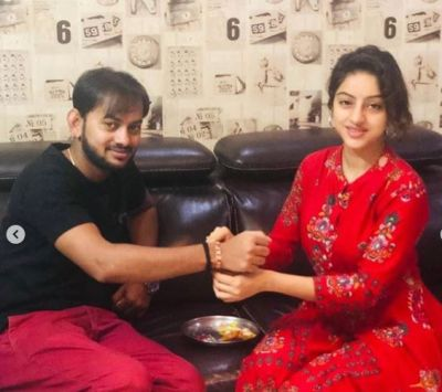 Deepika Singh celebrates Pre-Rakhi Celebration with brother, see Viral Photos